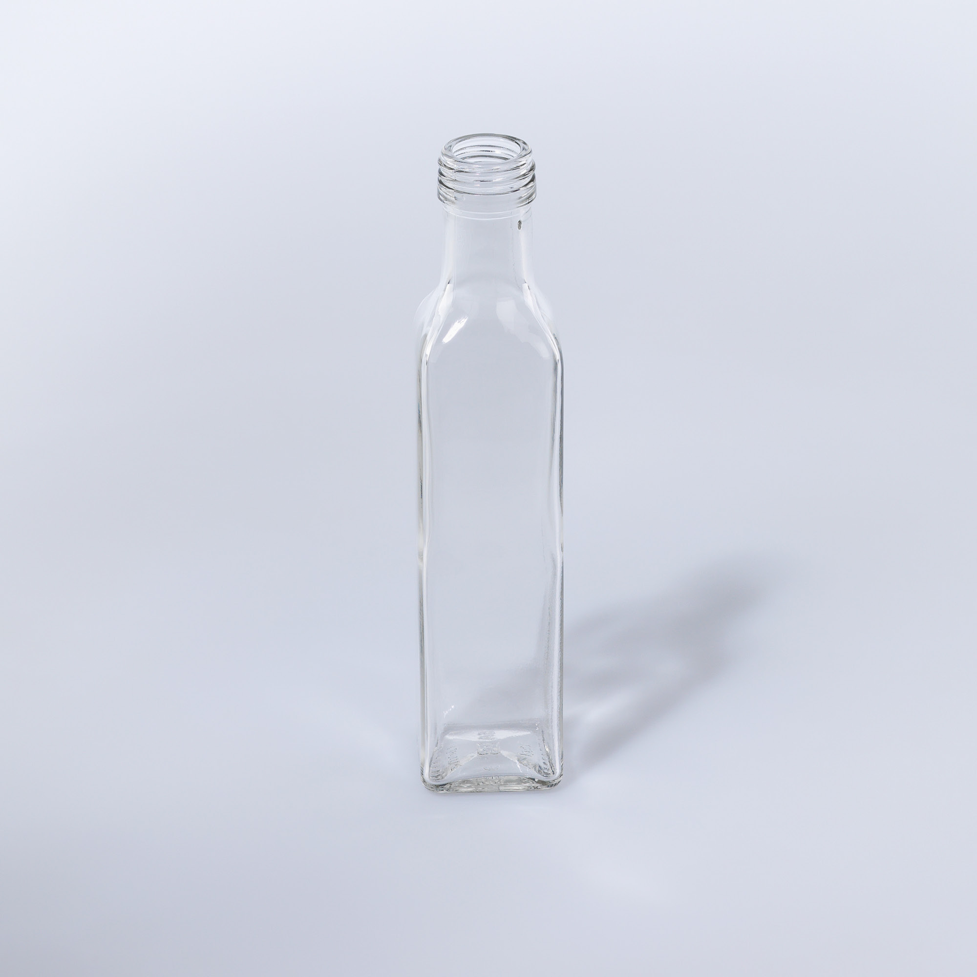 Maraska 250ml, transparent, PP31,5